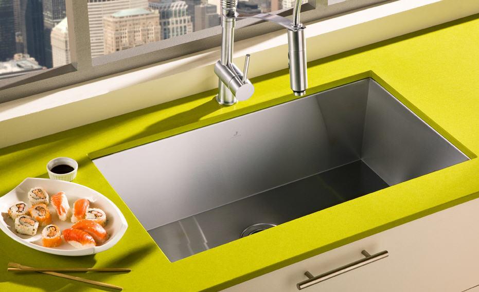 Kitchen Sinks & Accessories – Designer\'s Plumbing
