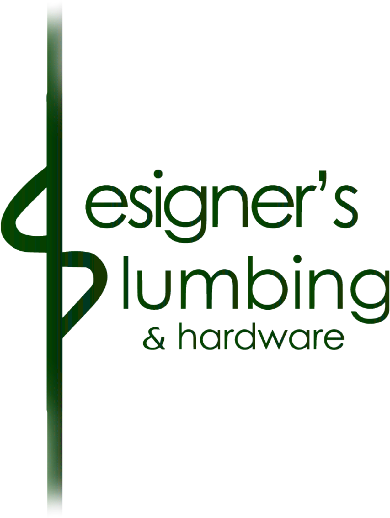 Designer's Plumbing